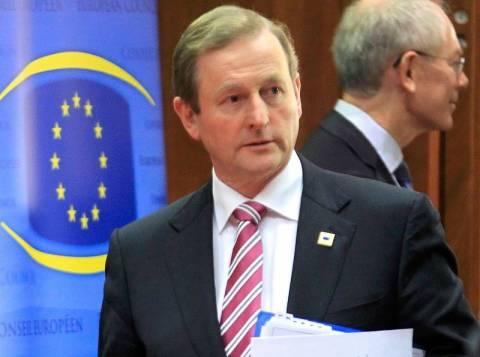 Στην Αθήνα ο Ιρλανδός πρωθυπουργός – Συνάντηση με Α. Σαμαρά