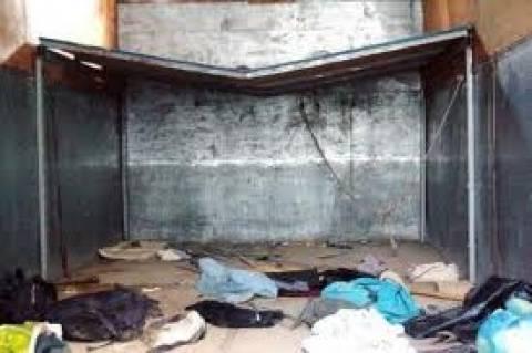 Είχε κρύψει στην καρότσα του φορτηγού του 27 λαθρομετανάστες