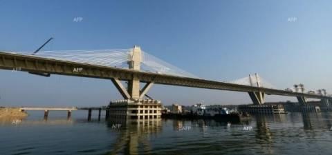Στις 14 Ιουνίου τα εγκαίνια της δεύτερης γέφυρας στο Δούναβη