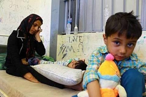Διεθνής Αμνηστία: Παραβιάσεις δικαιωμάτων εκατομμυρίων προσφύγων
