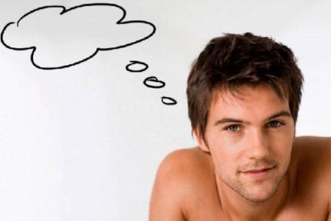 Τι υπάρχει τελικά στο μυαλό ενός άντρα; (pic)