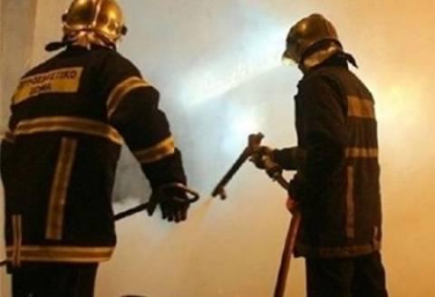 Χανιά: Εμπρηστική επίθεση σε τηλεοπτικούς σταθμούς;