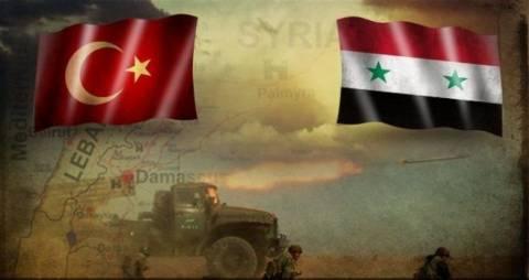 Η Τουρκία θωρακίζει τα σύνορα με τη Συρία με τείχος ασφαλείας