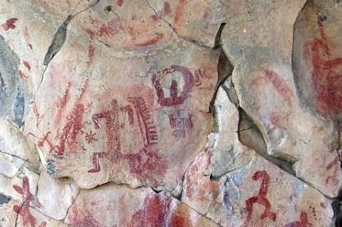 Μεξικό: Βρέθηκαν σε σπηλιές πάνω από 5.000 τοιχογραφίες