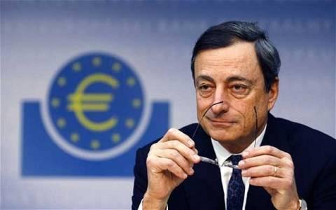 Ντράγκι: Mεγαλύτερη σταθερότητα στην ευρωζώνη σε σχέση πέρυσι