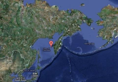 Ισχυρός σεισμός στη ρωσική Άπω Ανατολή