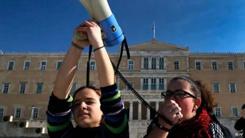 «Πολλοί Έλληνες κουράστηκαν να διαμαρτύρονται»
