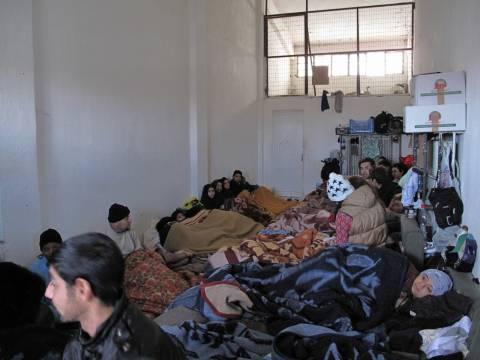 Έκρυβαν 27 μετανάστες σε ένα διαμέρισμα στη Θεσσαλονίκη