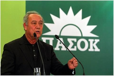 Θέμα ηγεσίας στο ΠΑΣΟΚ θέτει ο Γ. Παναγιωτακόπουλος