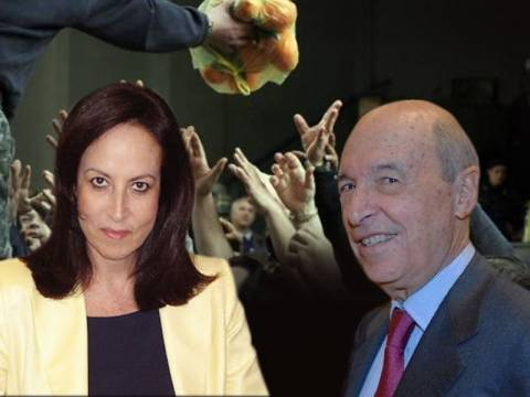 H Διαμαντοπούλου βαυκαλίζεται νέα Ένωση Κέντρου υπό την ηγεσία της