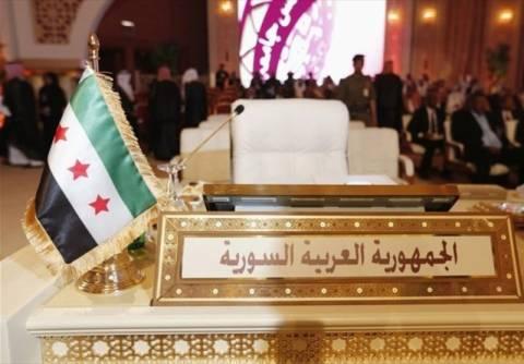 Oι όροι της Συρίας στον Αραβικό Σύνδεσμο