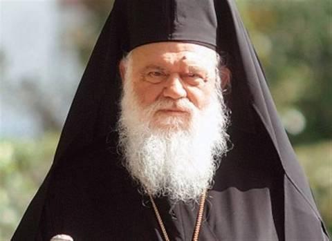 Αρχιεπισκοπή: Δεν χρησιμοποιεί κρατικό ΙΧ ο Ιερώνυμος