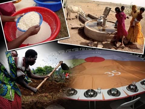 Πείνα: Γιατί συνεχίζουμε να πετάμε την λύση στα σκουπίδια;