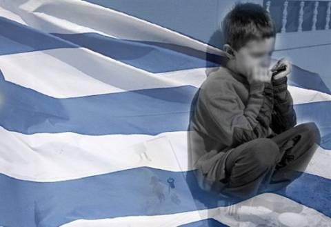 Στο έλεος του θεού 597.000 Ελληνόπουλα - Ζουν στην απόλυτη φτώχεια