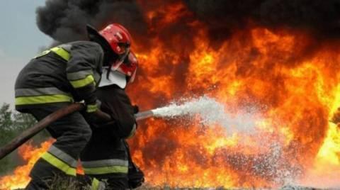 Υπο έλεγχο η φωτιά στην Ύδρα