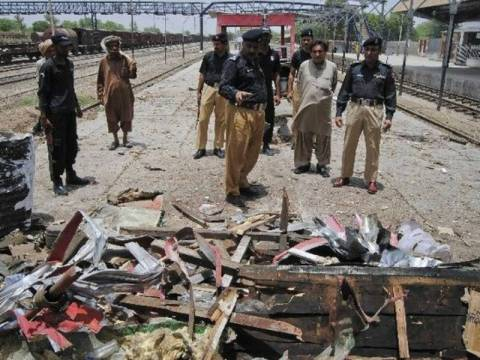 Πακιστάν: 6 αστυνομικοί σκοτώθηκαν από επίθεση ενόπλων
