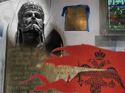 Στην Αγγλία βρέθηκε ο τάφος του Παλαιολόγου