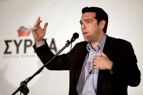 Ομιλία Τσίπρα σε εκδήλωση του ΣΥΡΙΖΑ για την ενημέρωση