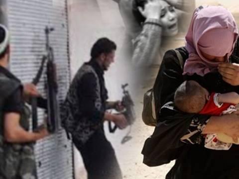 Ισλαμιστές έσφαξαν ολόκληρο χριστιανικό χωριό στη Συρία