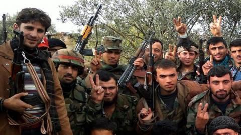 Η ΕΕ αποφάσισε την άρση του εμπάργκο όπλων προς τους Σύρους αντάρτες