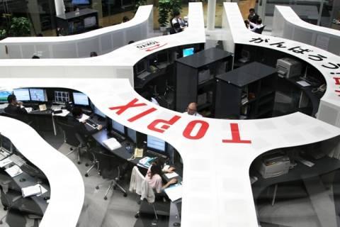 Σταθεροποιητικές τάσεις στο χρηματιστήριο της Ιαπωνίας