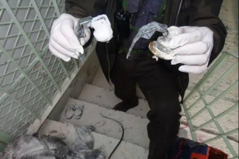 Στη Γαλλία θα γίνουν οι αναλύσεις πιθανών χημικών οπλών της Συρίας