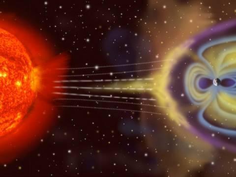 Μαγνητική καταιγίδα «χτυπάει» σήμερα την Ελλάδα