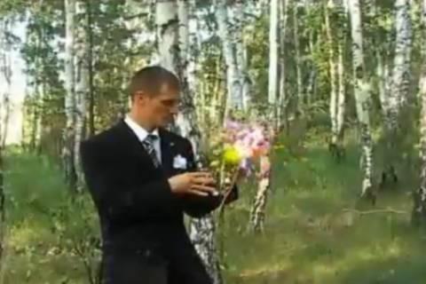 Βίντεο: Ο γάμος του... αιώνα