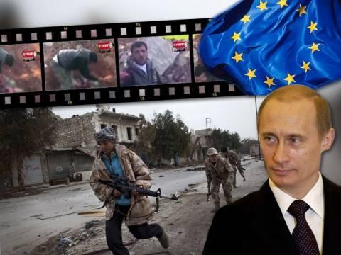 Οργή Ρώσων για την άρση του εμπάργκο όπλων προς τους ισλαμιστές