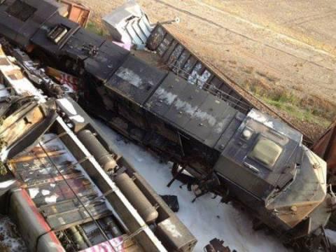 Κατάρρευση κτηρίων από εκτροχιασμό τρένου στη Βαλτιμόρη (βίντεο)