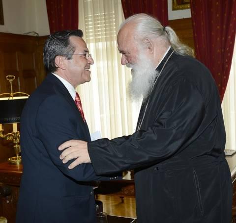 «Το Χριστιανοδημοκρατικό Κόμμα είναι το ανάχωμα της Χρυσής Αυγής»
