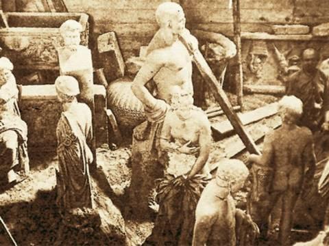 Επιστρέφουν στην Ελλάδα αρχαιότητες που εκλάπησαν στη Γερμανική Κατοχή