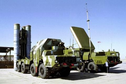 Οι ρωσικοί πύραυλοι S-300 έφτασαν στη Συρία