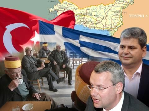 Βουλευτές του κοινοβουλίου ενισχύουν τον τουρκικό αλυτρωτισμό