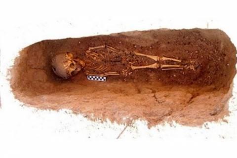 Δείτε που ανακαλύφθηκε το αρχαιότερο ίχνος παιδικής κακοποίησης