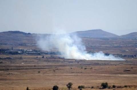 Τούρκοι στρατιώτες ανταπέδωσαν πυρά σε συριακό έδαφος