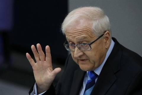 Μπρούντερλε: Όχι σε αποκλειστικής απασχόλησης πρόεδρο για το Eurogroup