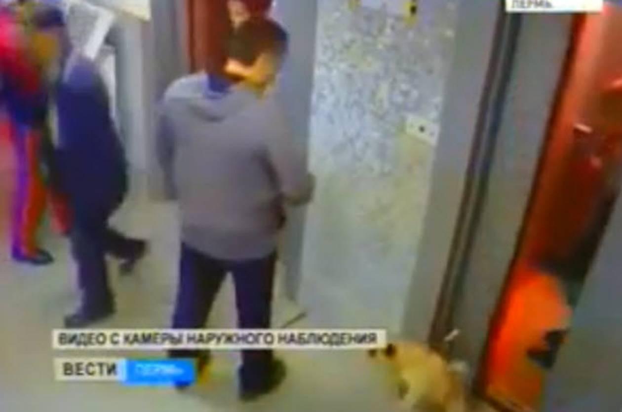 Βίντεο: Έσωσε σκυλάκι την τελευταία στιγμή από πνιγμό!