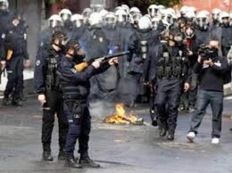 Τουρκία: Διαδηλώσεις κατά της αστυνομικής βίας