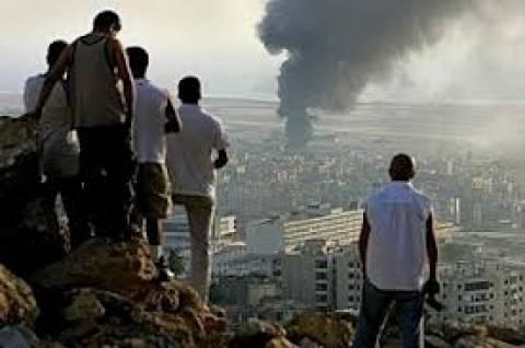 Ρουκέτες από τη Συρία έπληξαν περιοχή του Λιβάνου