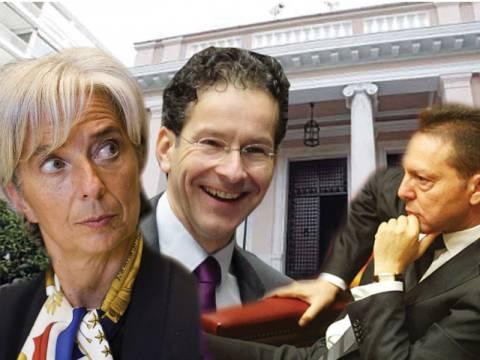 Νέα αντιλαϊκά μέτρα υπαινίσσεται το ΔΝΤ