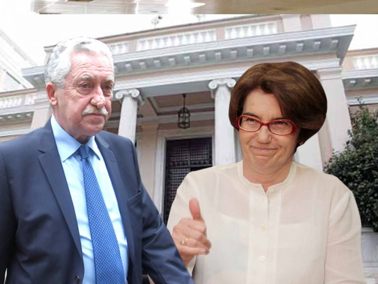 Ο Κουβέλης δεν στηρίζει πλέον την Φ. Σκοπούλη