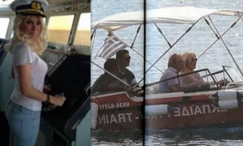 Ελένη Μενεγάκη: Τώρα καπετάνισσα και με πτυχίο!