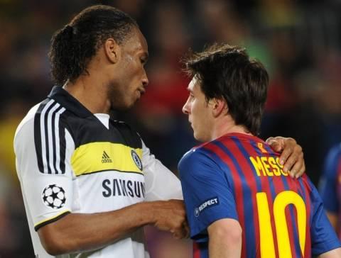 Στο πλευρό των Τούρκων Drogba και Messi: Δείτε τι έγραψαν στο twitter!