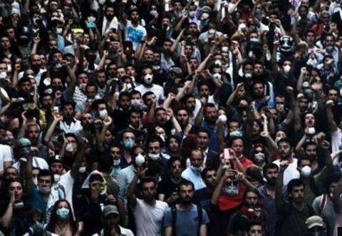 Τουρκία: 1700 προσαγωγές στις διαδηλώσεις