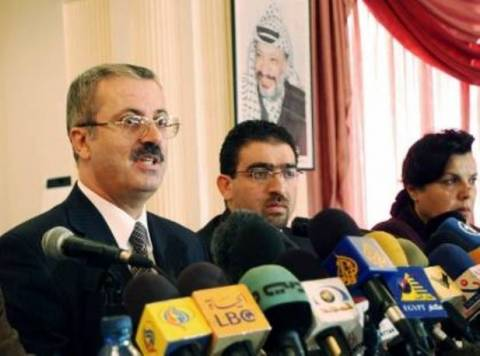 Παλαιστίνη: Εντολή σχηματισμού κυβέρνησης στον Ράμι Χαμντάλα