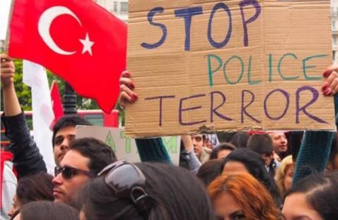 Συγκέντρωση αλληλεγγύης προς του Τούρκους