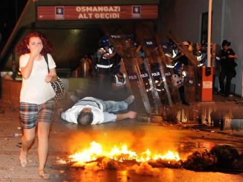 Στην τέταρτη ημέρα μπαίνουν οι ταραχές στην Τουρκία