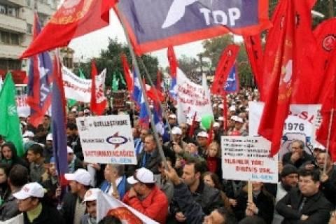 Ξεσηκώθηκαν και οι Τουρκοκύπριοι κατά του Ερντογάν