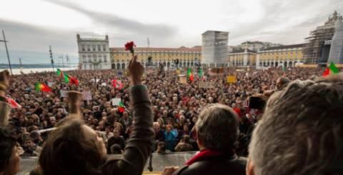 Πορτογαλία: Άνοδος της αριστεράς